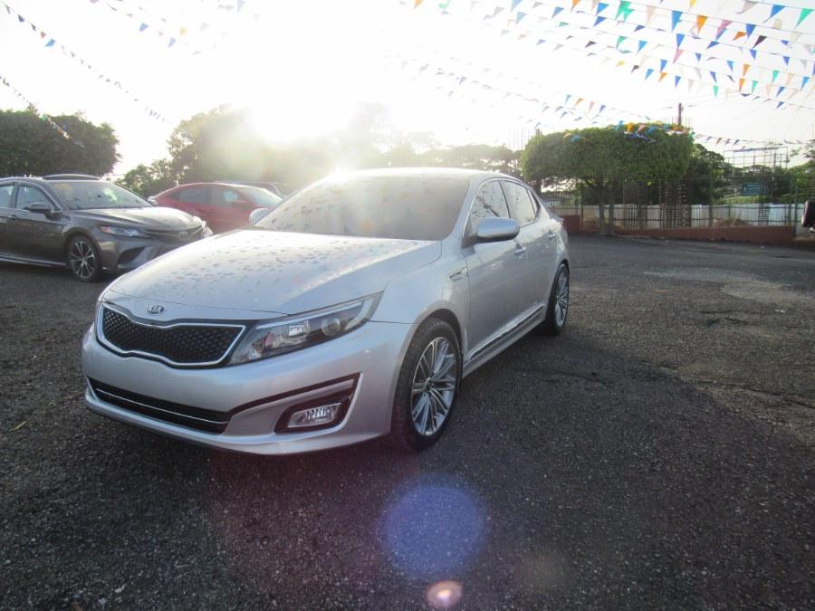 Used 2016 Kia k5 in San Francisco de Macoris Rd, Dominican Republic | Hilario Auto Import. San Francisco de Macoris Rd, Dominican Republic