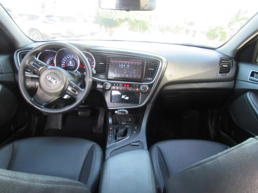 Used Kia k5 2WD 2016   Hilario Auto Import. San Francisco de Macoris Rd, Dominican Republic