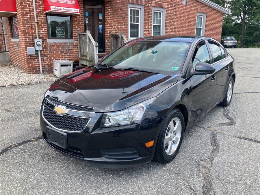 Used 2014 Chevrolet Cruze in Ludlow, Massachusetts | Ludlow Auto Sales. Ludlow, Massachusetts