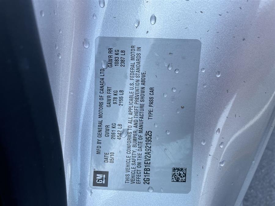 Used Chevrolet Camaro 2dr Cpe 1LT 2010 | Josh's All Under Ten LLC. Elida, Ohio