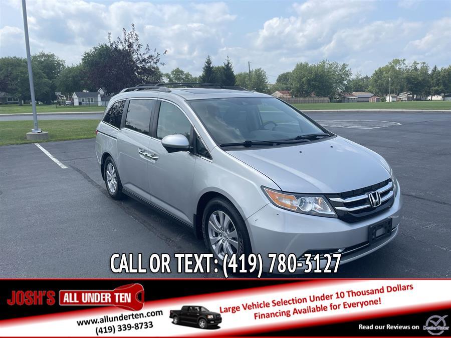 Used 2015 Honda Odyssey in Elida, Ohio | Josh's All Under Ten LLC. Elida, Ohio
