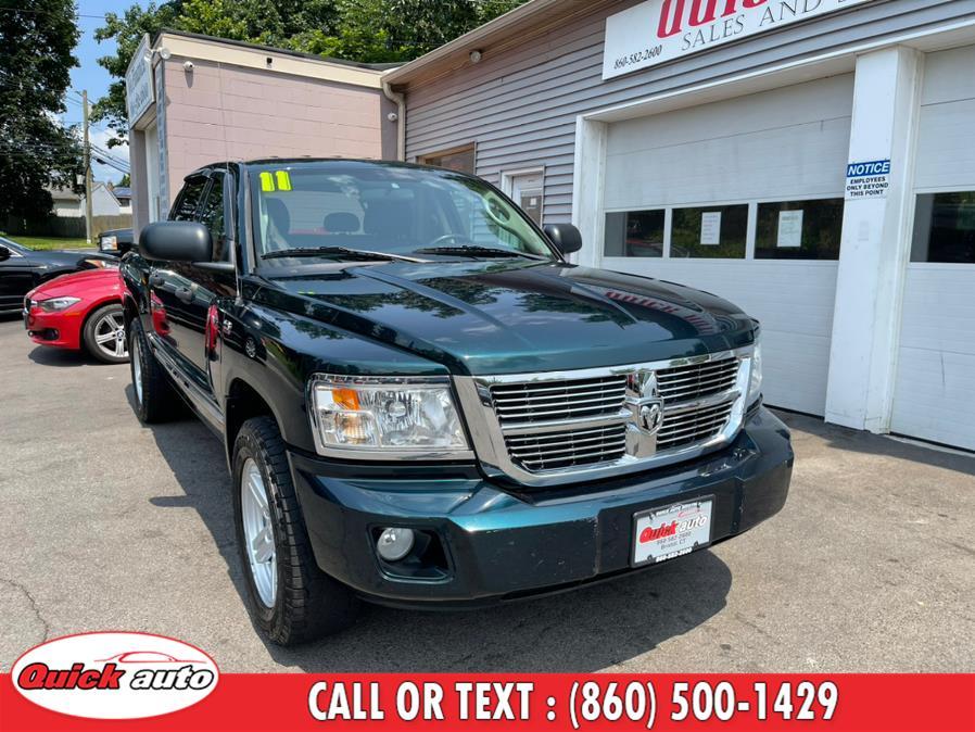 Used 2011 Ram Dakota in Bristol, Connecticut | Quick Auto LLC. Bristol, Connecticut