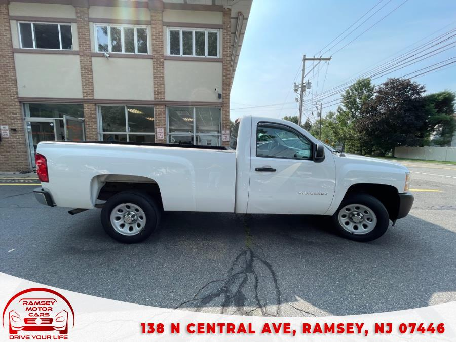"Used Chevrolet Silverado 1500 2WD Reg Cab 119.0"" Work Truck 2013 | Ramsey Motor Cars Inc. Ramsey, New Jersey"