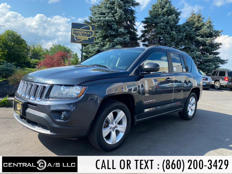 Used Jeep Compass 4WD 4dr Sport 2014 | Central A/S LLC. East Windsor, Connecticut