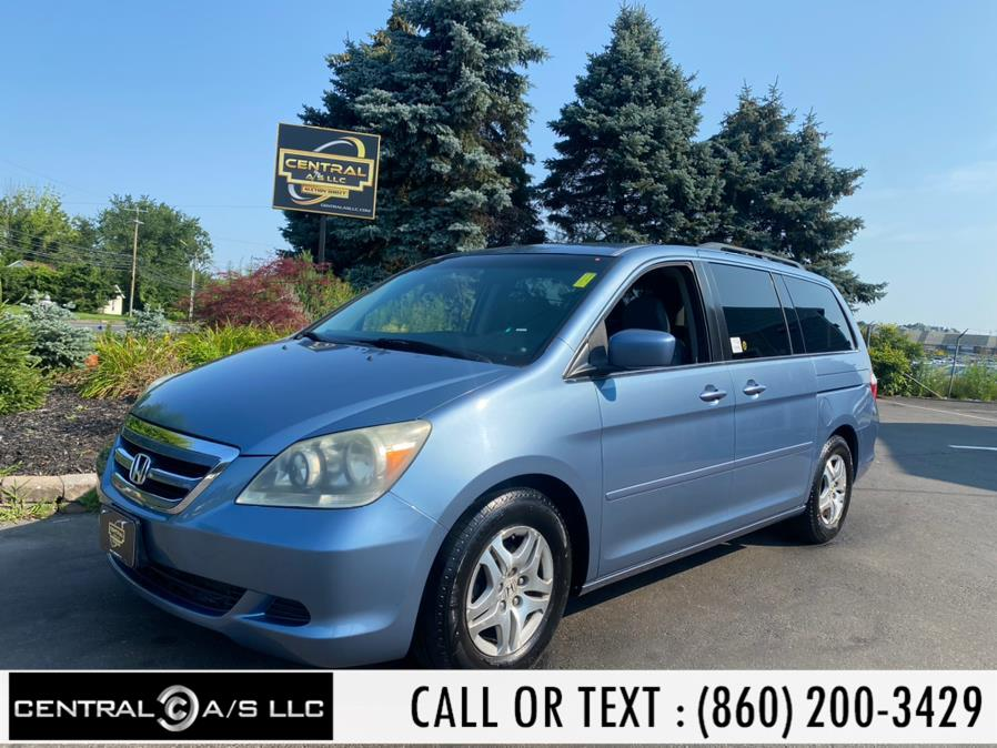 Used Honda Odyssey 5dr EX 2007   Central A/S LLC. East Windsor, Connecticut