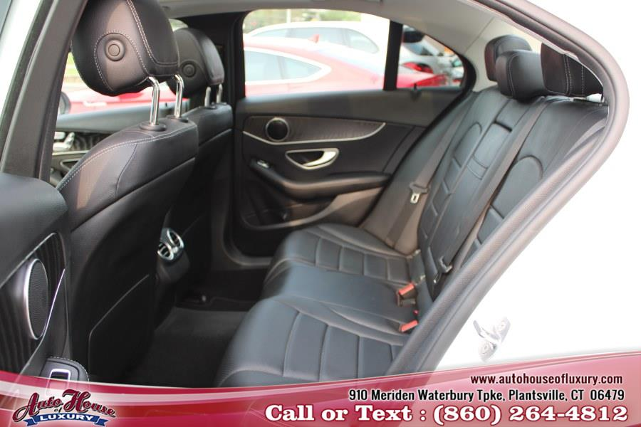 Used Mercedes-Benz C-Class C 300 4MATIC Sedan with Sport Pkg 2017 | Auto House of Luxury. Plantsville, Connecticut