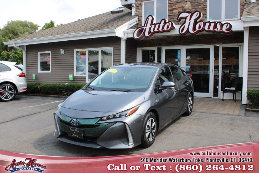 Used 2017 Toyota Prius Prime in Plantsville, Connecticut | Auto House of Luxury. Plantsville, Connecticut