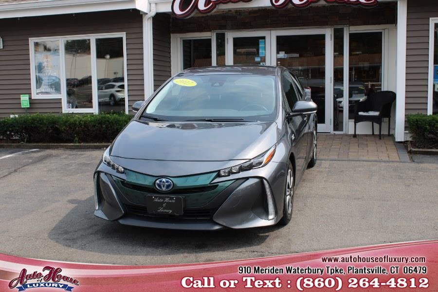 Used Toyota Prius Prime Premium (Natl) 2017   Auto House of Luxury. Plantsville, Connecticut
