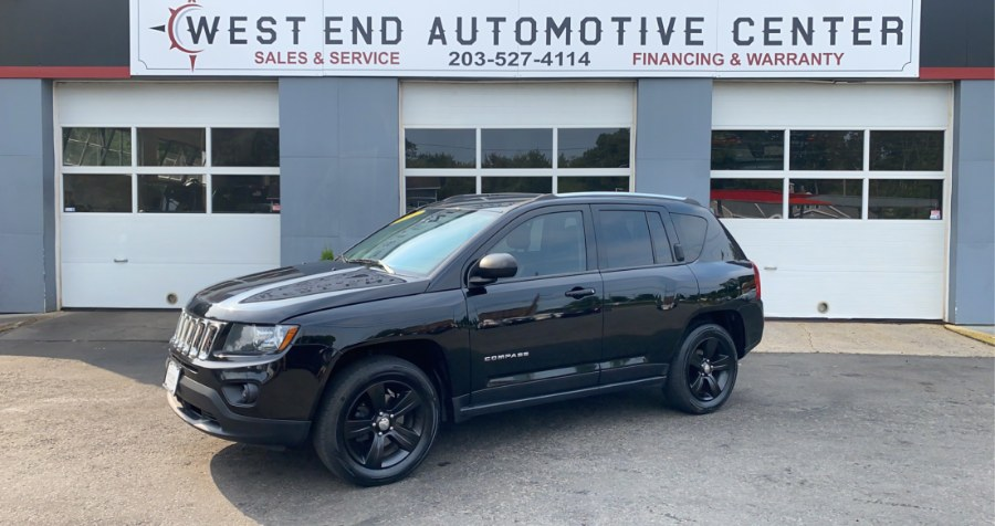 Used Jeep Compass 4WD 4dr Sport 2015 | West End Automotive Center. Waterbury, Connecticut