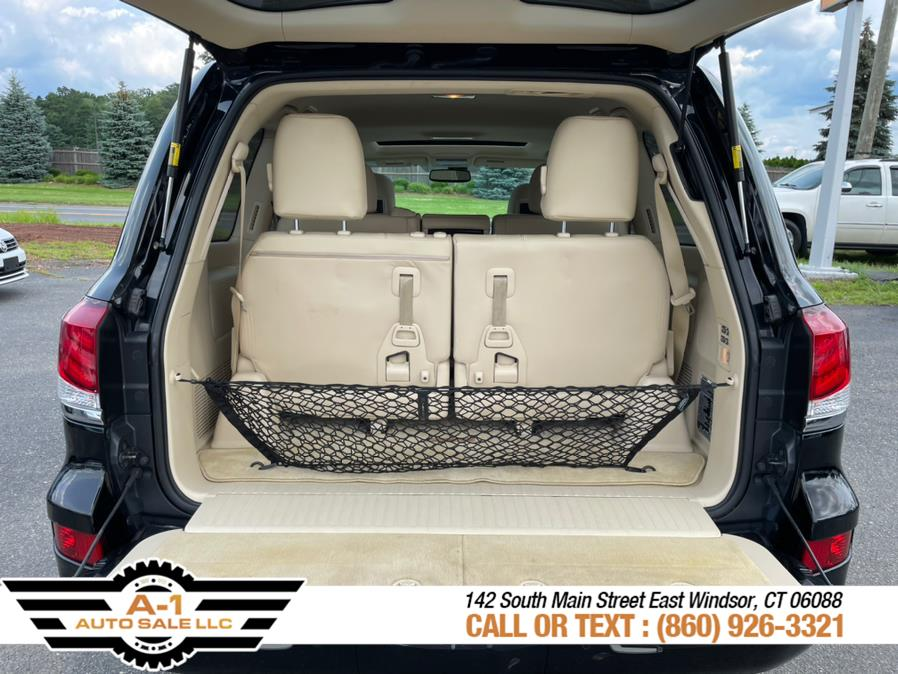 Used Lexus LX 570 4WD 4dr 2013 | A1 Auto Sale LLC. East Windsor, Connecticut