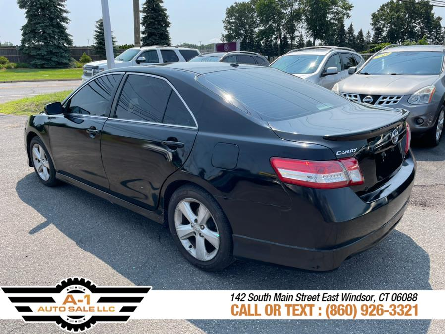 Used Toyota Camry 4dr Sdn V6 Auto SE 2010   A1 Auto Sale LLC. East Windsor, Connecticut