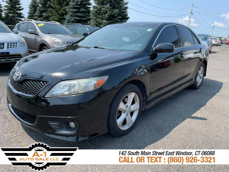 Used Toyota Camry 4dr Sdn V6 Auto SE 2010 | A1 Auto Sale LLC. East Windsor, Connecticut