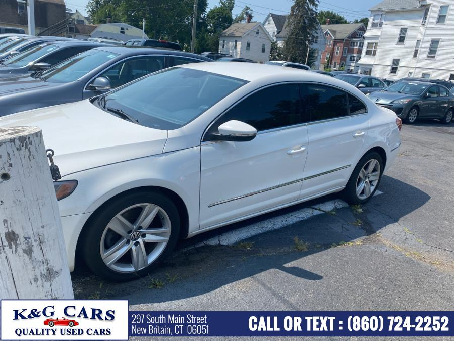 Used Volkswagen CC 4dr Sdn DSG Sport PZEV *Ltd Avail* 2014   K and G Cars . New Britain, Connecticut