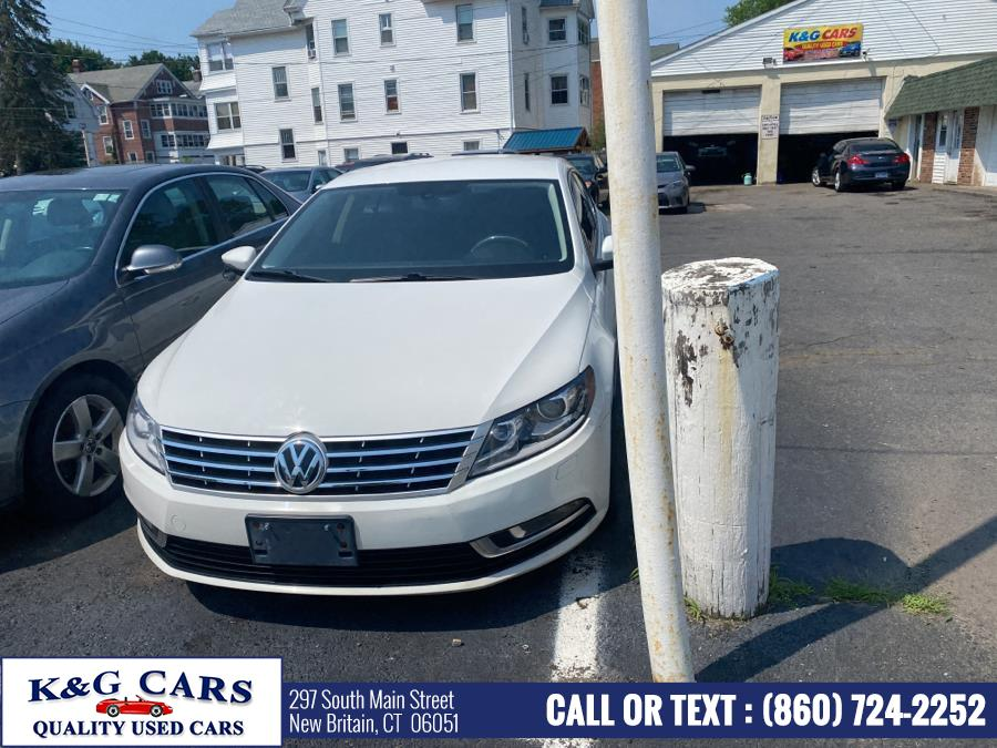 Used 2014 Volkswagen CC in New Britain, Connecticut | K and G Cars . New Britain, Connecticut