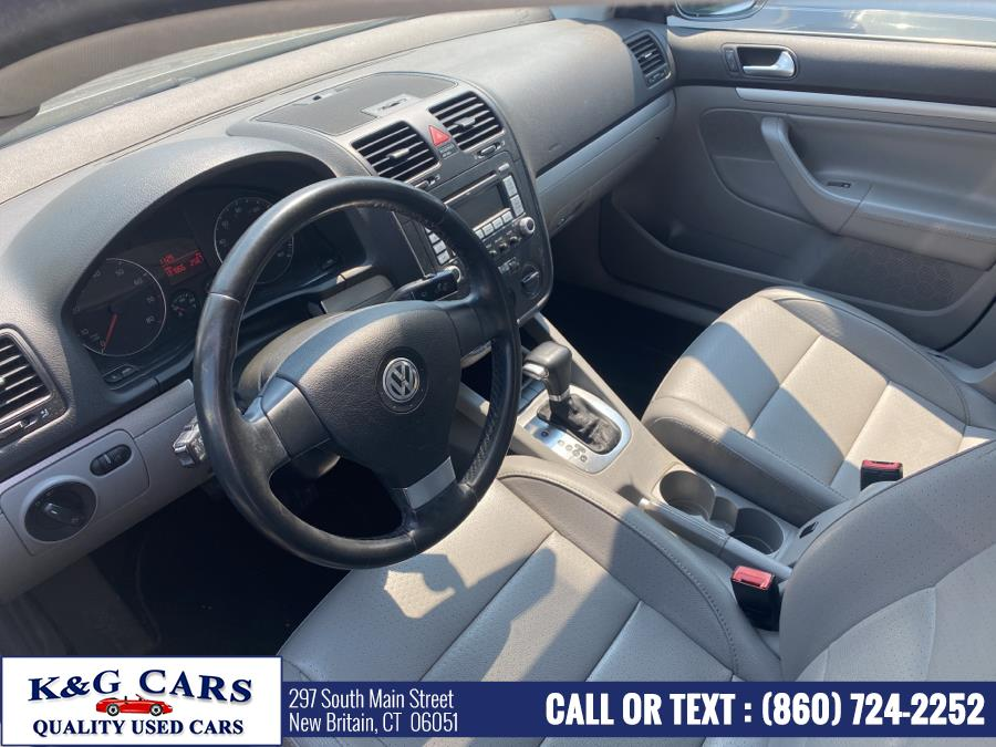 Used Volkswagen Jetta Sedan 4dr Auto SE 2008 | K and G Cars . New Britain, Connecticut