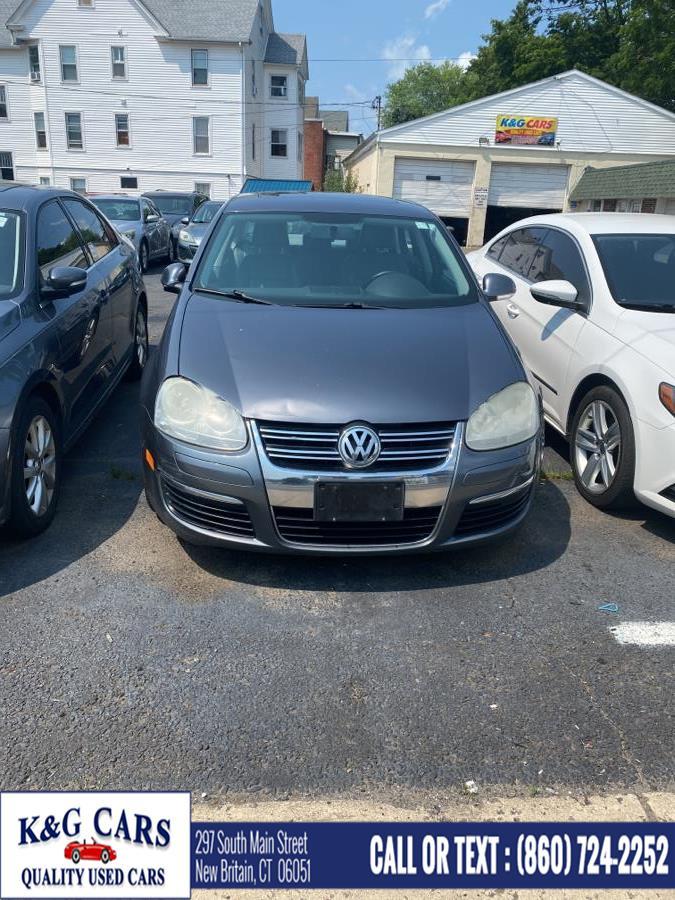 Used 2008 Volkswagen Jetta Sedan in New Britain, Connecticut | K and G Cars . New Britain, Connecticut