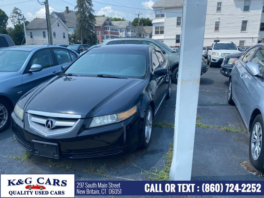 Used 2006 Acura TL in New Britain, Connecticut | K and G Cars . New Britain, Connecticut