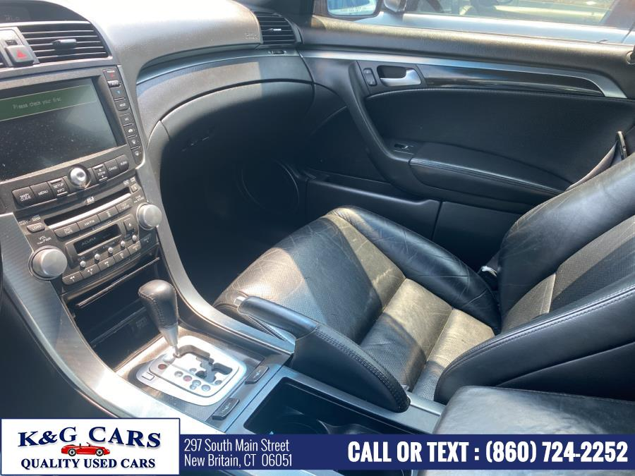 Used Acura TL 4dr Sdn AT Navigation System 2006 | K and G Cars . New Britain, Connecticut