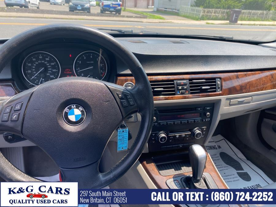 Used BMW 3 Series 4dr Sdn 328i xDrive AWD SULEV 2010   K and G Cars . New Britain, Connecticut