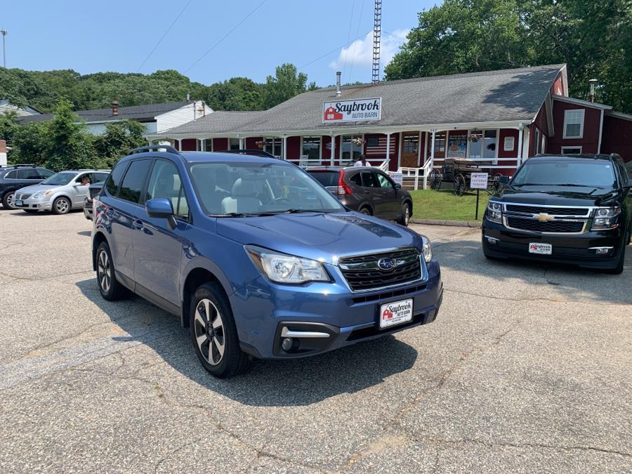 Used Subaru Forester 2.5i Premium CVT 2017   Saybrook Auto Barn. Old Saybrook, Connecticut