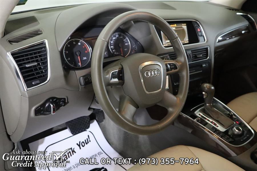 Used Audi Q5 2.0T Premium 2011   City Motor Group Inc.. Haskell, New Jersey