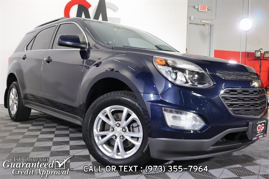 Used Chevrolet Equinox LT 2016 | City Motor Group Inc.. Haskell, New Jersey