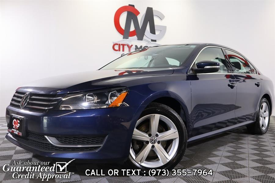 Used 2013 Volkswagen Passat in Haskell, New Jersey | City Motor Group Inc.. Haskell, New Jersey