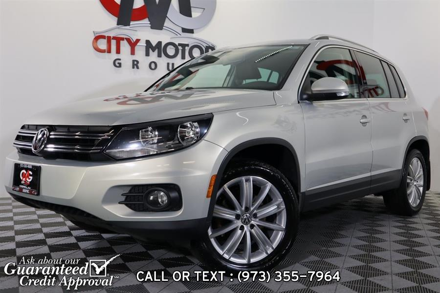 Used 2013 Volkswagen Tiguan in Haskell, New Jersey | City Motor Group Inc.. Haskell, New Jersey