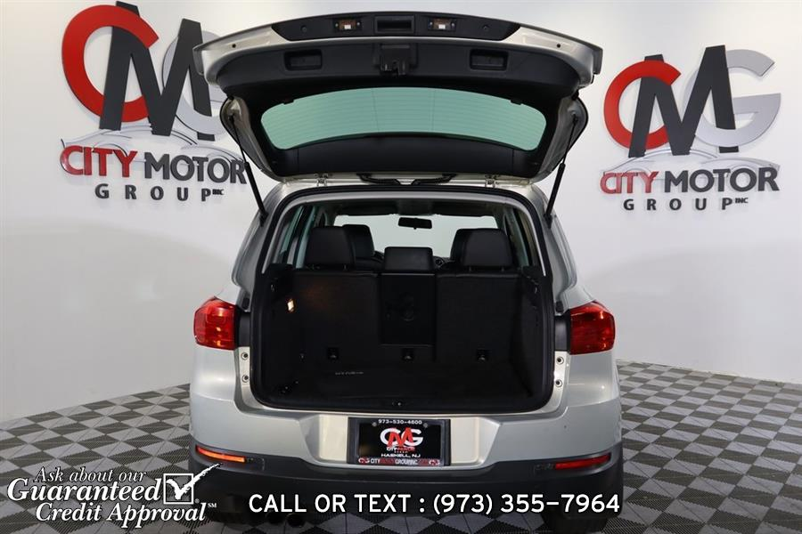 Used Volkswagen Tiguan  2013 | City Motor Group Inc.. Haskell, New Jersey
