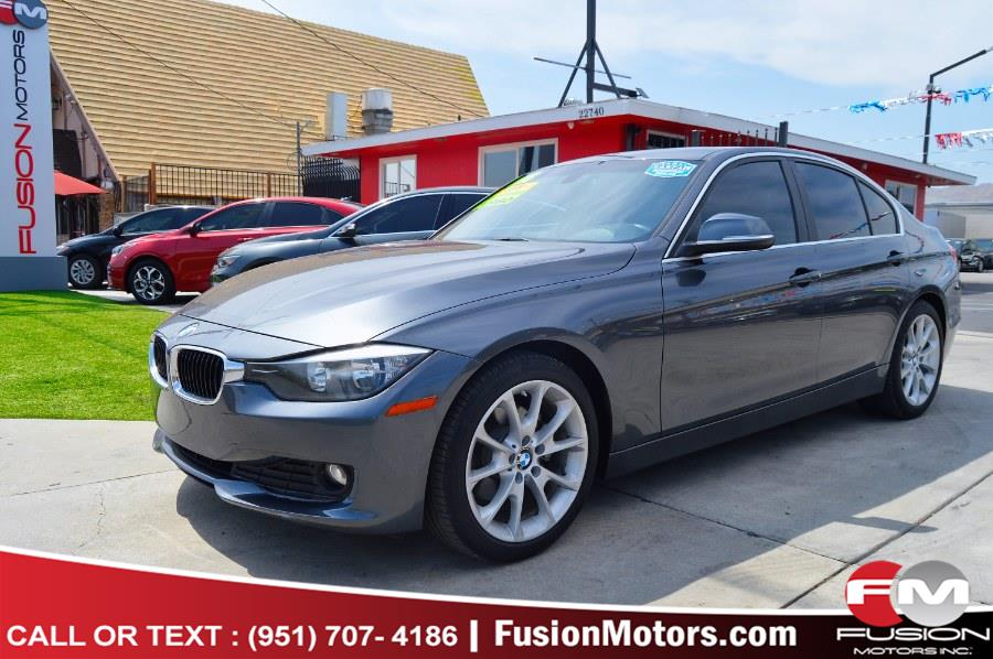 Used 2015 BMW 3 Series in Moreno Valley, California | Fusion Motors Inc. Moreno Valley, California