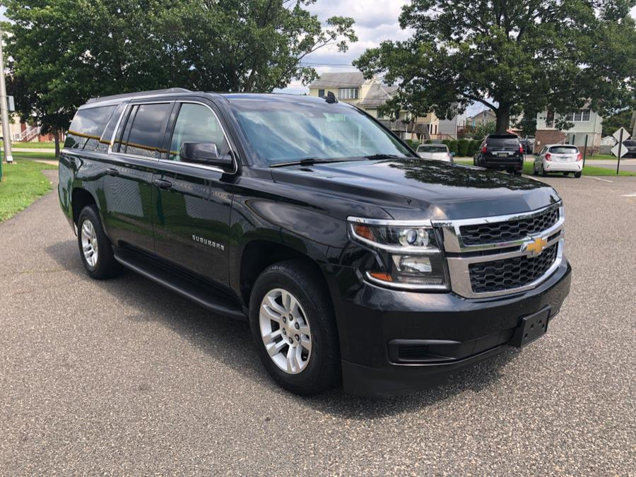 Used Chevrolet Suburban 4WD 4dr 1500 LT 2016 | Cars With Deals. Lyndhurst, New Jersey