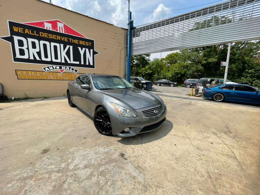 Used 2012 Infiniti G37 Coupe in Brooklyn, New York | Brooklyn Auto Mall LLC. Brooklyn, New York