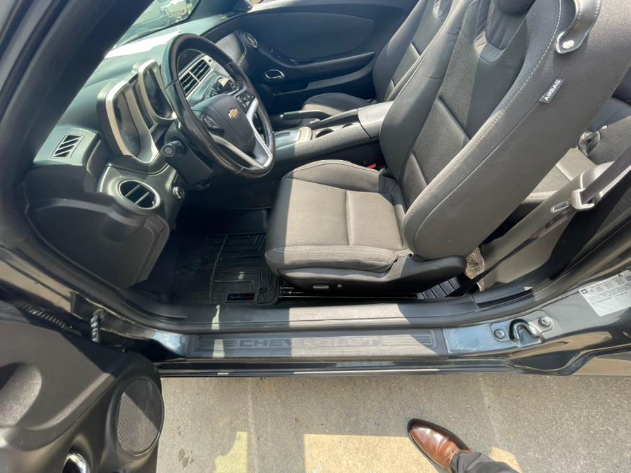 Used Chevrolet Camaro 2dr Conv LT w/1LT 2015   Brooklyn Auto Mall LLC. Brooklyn, New York