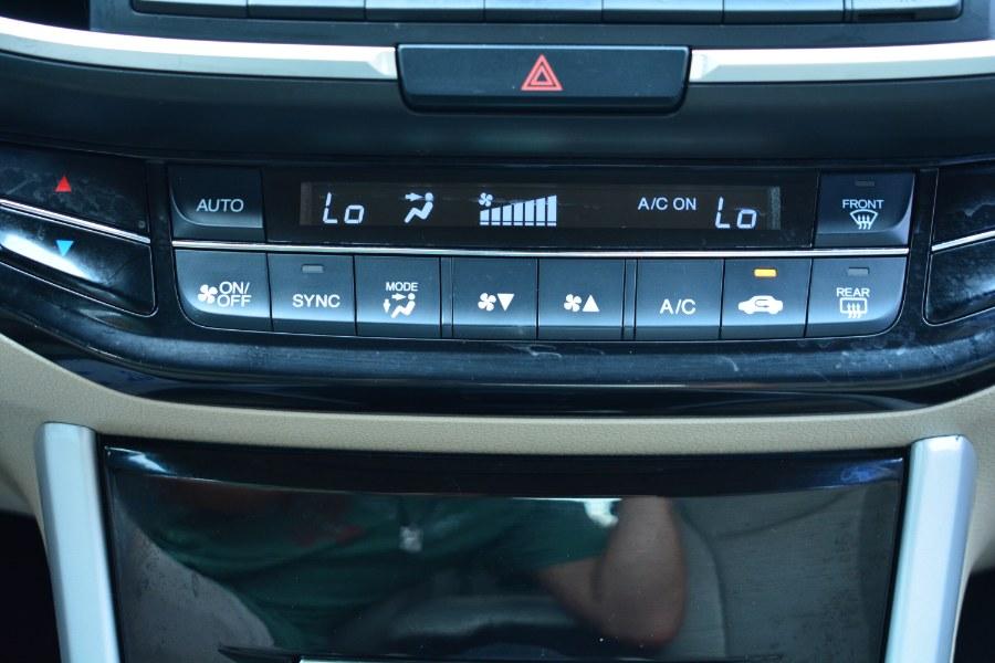 Used Honda Accord Sedan LX CVT 2017 | Longmeadow Motor Cars. ENFIELD, Connecticut