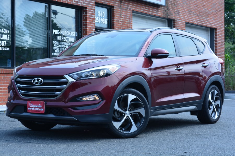 Used 2016 Hyundai Tucson in ENFIELD, Connecticut | Longmeadow Motor Cars. ENFIELD, Connecticut