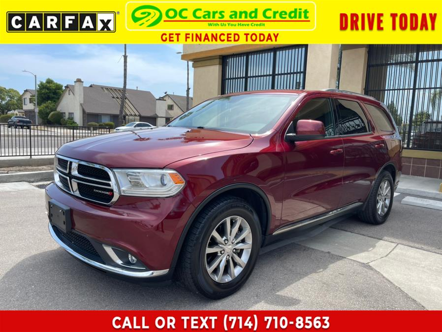 Used 2018 Dodge Durango in Garden Grove, California | OC Cars and Credit. Garden Grove, California