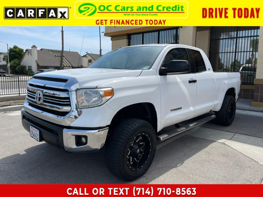 Used 2016 Toyota Tundra 2WD Truck in Garden Grove, California | OC Cars and Credit. Garden Grove, California