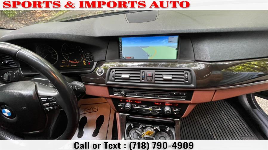 Used BMW 5 Series 4dr Sdn 550i xDrive AWD 2011   Sports & Imports Auto Inc. Brooklyn, New York