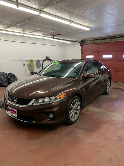 Used 2015 Honda Accord Coupe in Barre, Vermont | Routhier Auto Center. Barre, Vermont
