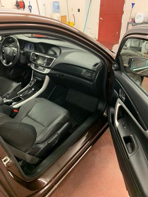 Used Honda Accord Coupe 2dr V6 Auto EX-L 2015 | Routhier Auto Center. Barre, Vermont