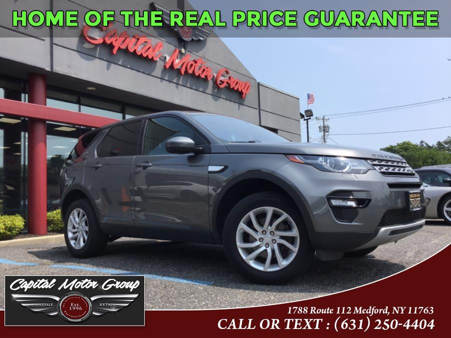 Used 2017 Land Rover Discovery Sport in Medford, New York | Capital Motor Group Inc. Medford, New York