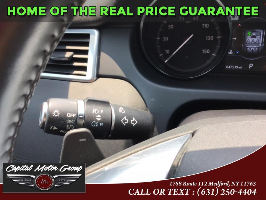 Used Land Rover Discovery Sport HSE 4WD 2017   Capital Motor Group Inc. Medford, New York