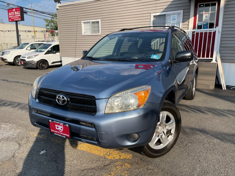 Used Toyota RAV4 4WD 4dr 4-cyl (Natl) 2007   DZ Automall. Paterson, New Jersey