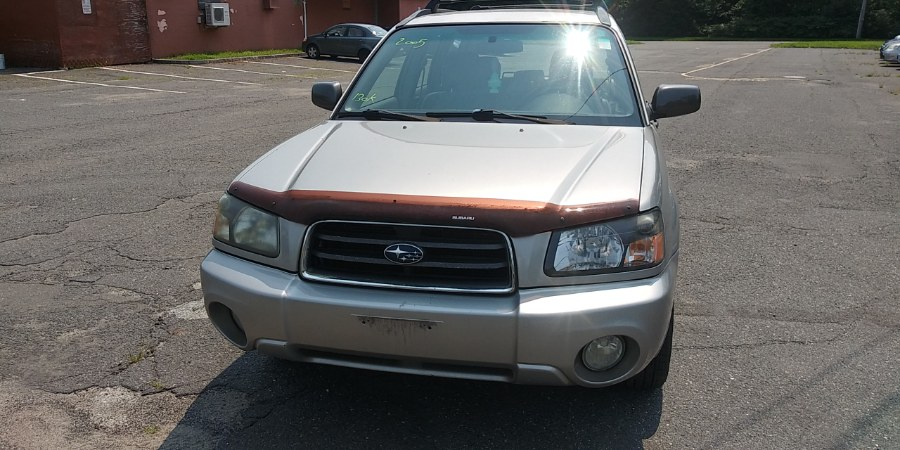 Used Subaru Forester (Natl) 4dr 2.5 XS Auto 2005 | Payless Auto Sale. South Hadley, Massachusetts