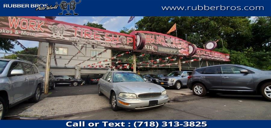 Used Buick Park Avenue 4dr Sdn 2003 | Rubber Bros Auto World. Brooklyn, New York