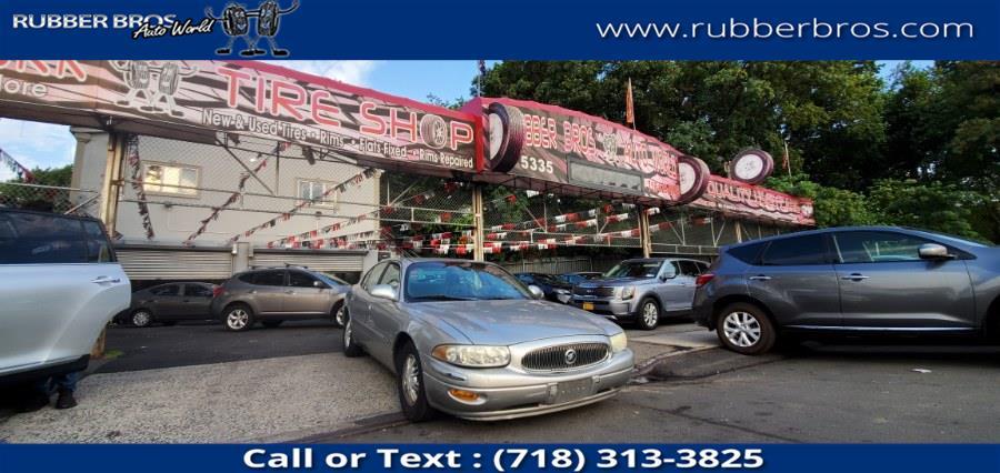 Used Buick LeSabre 4dr Sdn Custom 2004   Rubber Bros Auto World. Brooklyn, New York