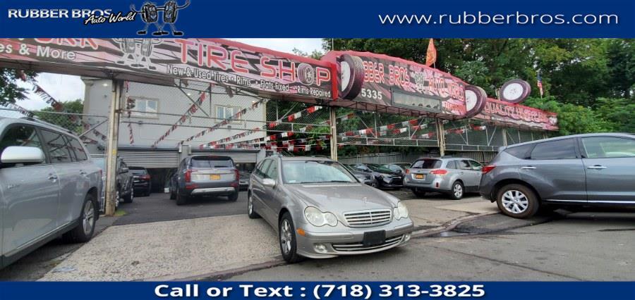 Used Mercedes-Benz C-Class 4dr Wgn 2.6L 4MATIC *Ltd Avail* 2005 | Rubber Bros Auto World. Brooklyn, New York