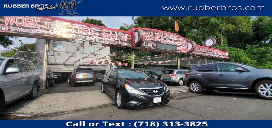 Used Hyundai Sonata 4dr Sdn 2.4L Auto GLS *Ltd Avail* 2013 | Rubber Bros Auto World. Brooklyn, New York