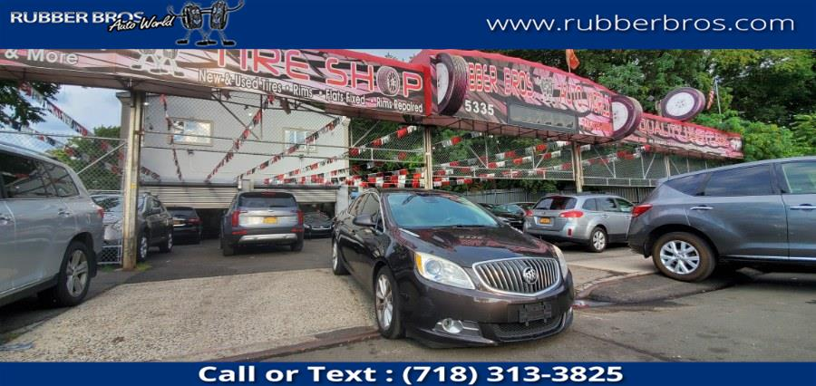 Used Buick Verano 4dr Sdn Leather Group 2014   Rubber Bros Auto World. Brooklyn, New York