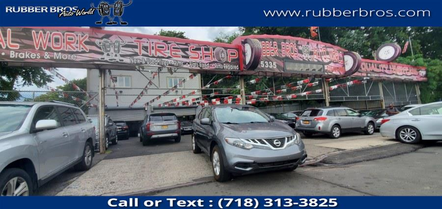 Used Nissan Murano AWD 4dr S 2014 | Rubber Bros Auto World. Brooklyn, New York